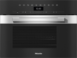 Пароварка Miele DGM 7440 EDST/CLST сталь CleanSteel