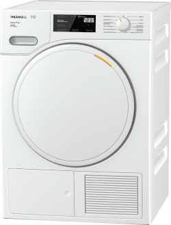 Сушильная машина Miele TWE 520 WP WhiteEdition Active Plus